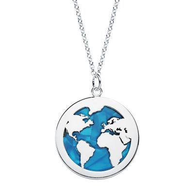 COLLAR BLUE WORLD