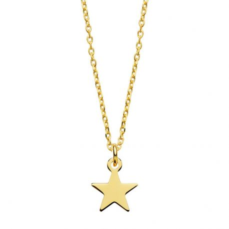 COLLAR STAR GOLD
