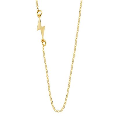 COLLAR RAY GOLD