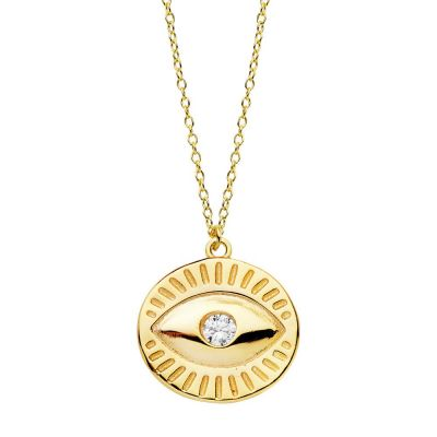 COLLAR HORUS GOLD