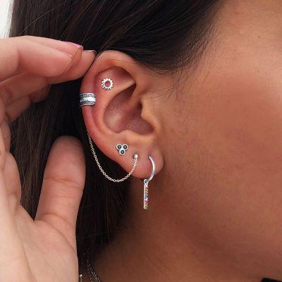 PENDIENTES EAR CUFF BOHO