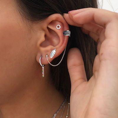PENDIENTES EAR CUFF BRANCH