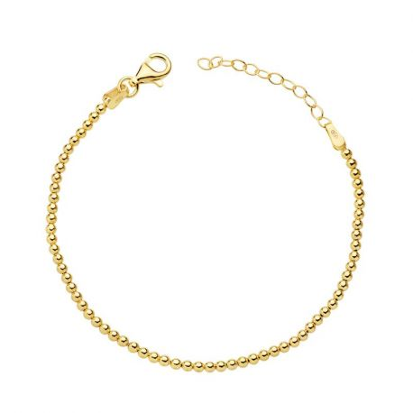 PULSERA PEBBLES GOLD