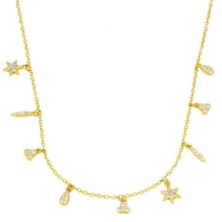 Collar Alizee Gold