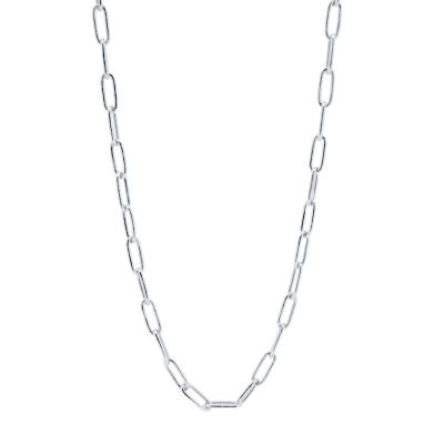 Collar Chain Elodie Plata