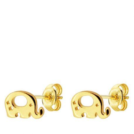 Pendientes Anisa Gold