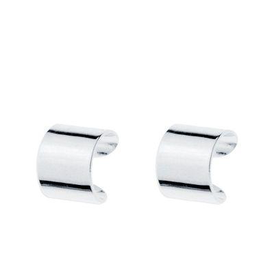 Ear Cuff Minimal Plata