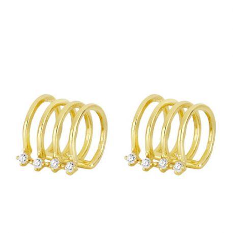 Ear Cuff Alisa Gold