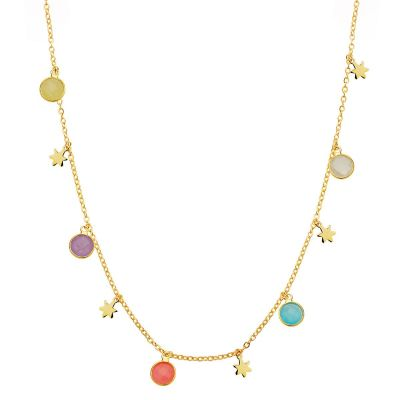Collar Helina Gold
