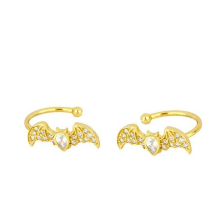 Ear Cuff Ingrid Gold