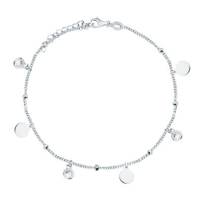 Pulsera Eleanor Plata