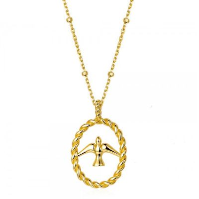 Collar Grazia Gold