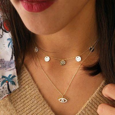 Collar Alida Gold
