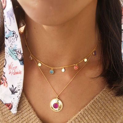 Collar Chandra Gold
