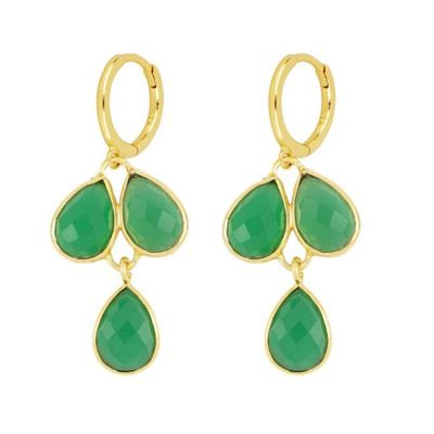 Aros Trixy Verde Gold