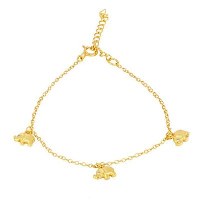 Pulsera Safari Gold