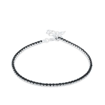 Pulsera Chantal Plata