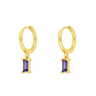 Aros Aisha Purple Gold