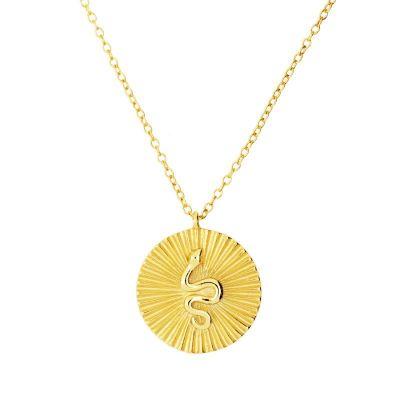 Collar Indiana Gold