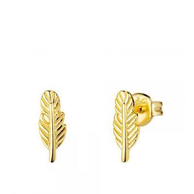 Pendientes Aneia Gold