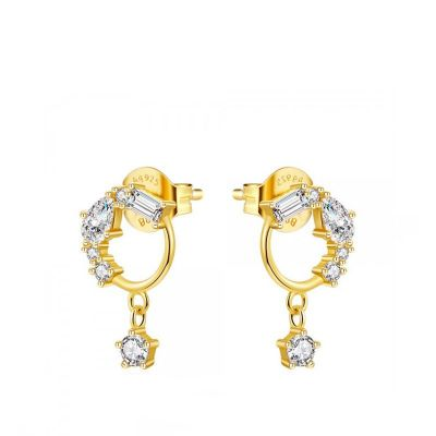 Pendientes Arely Gold