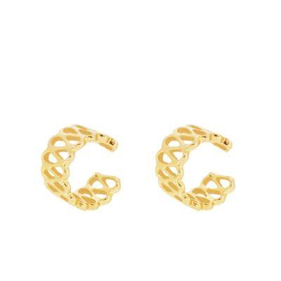 Ear Cuff Silvana Gold