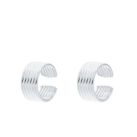 Ear Cuff Rut Plata