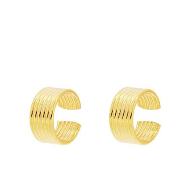 Ear Cuff Rut Gold