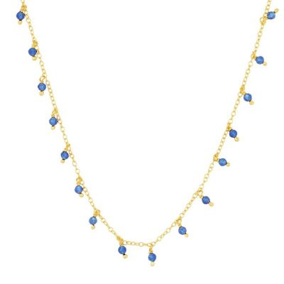 Collar Clara Jade Gold