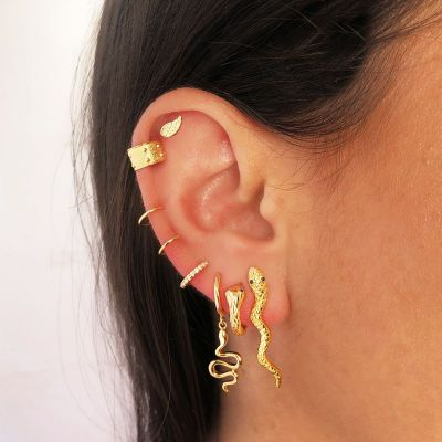 Ear Cuff Denise Gold