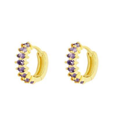 Aros Eider Purple Gold