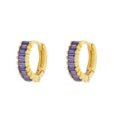 Aros Nikea Purple Gold