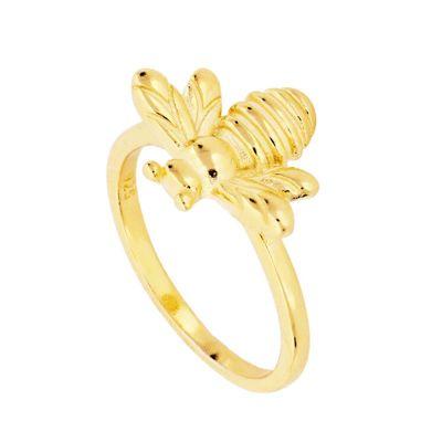 Anillo Lebah Gold