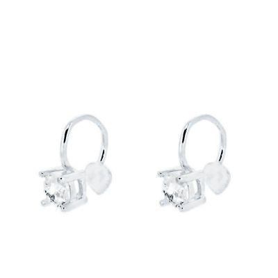 Ear Cuff Estrella Plata
