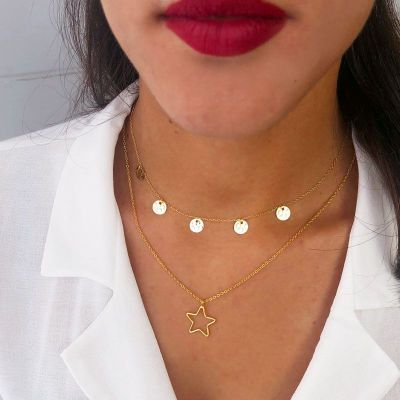 Collar Amaris Gold