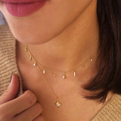 Collar Alizee Gold