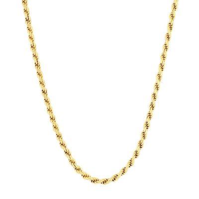 Cordon Salomonico Oro Amarillo
