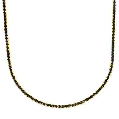Collar Riviere Oro