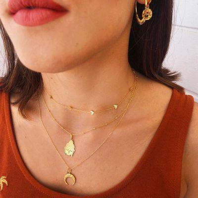 Collar Buda Oro