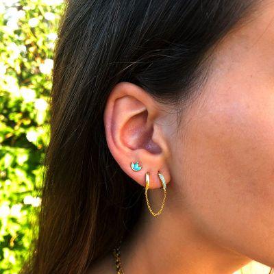 Ear Cuff de Plata