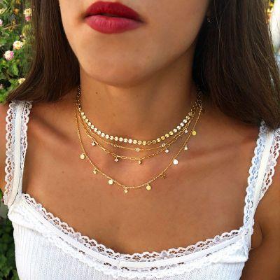 Collar Cala Gold