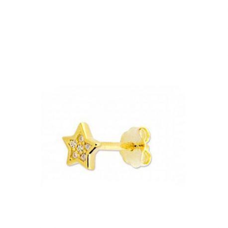 piercing de oro