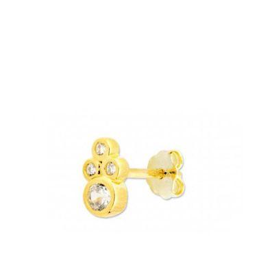 Piercing Glenda Gold