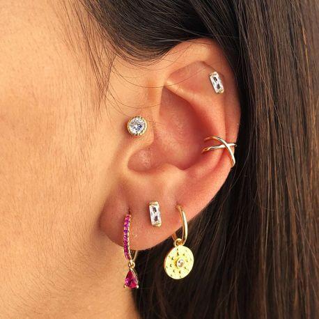 Piercing de orejas