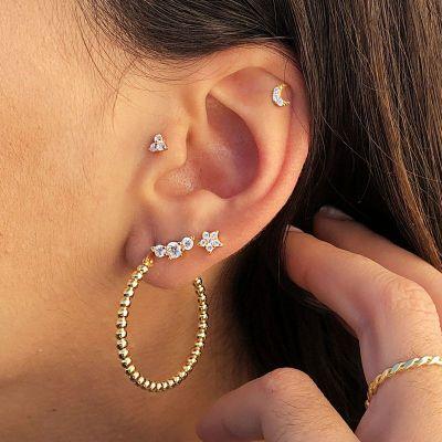 Piercings de la oreja