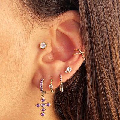 piercings tragus oro