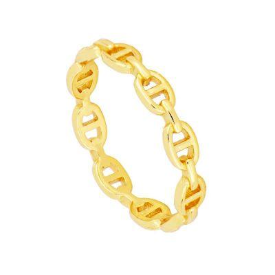 anillo fino plata