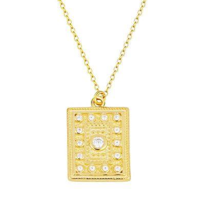 cadena de oro de moda