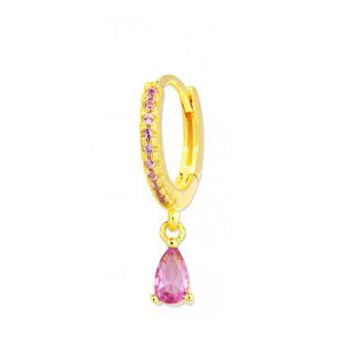 piercing de oro para mujer con piedras