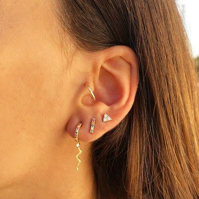 tipos de piercing oreja
